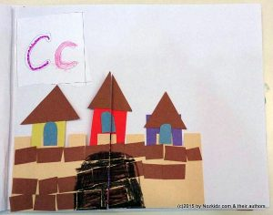 The Letter 'C' or 'c' in Castle