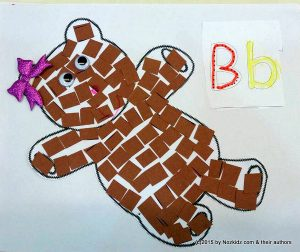 The Letter 'B' or 'b' in Bear